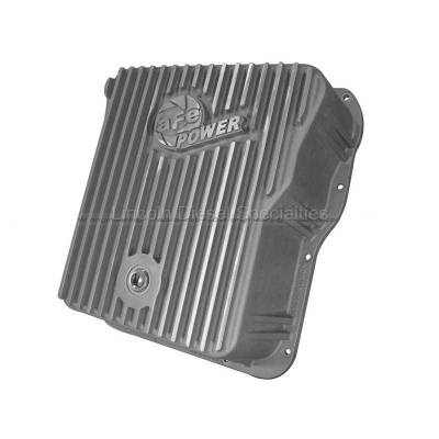 Transmission - Transmission Pans - AFE - AFE Transmission Pan - Raw Finish(2001-2014)