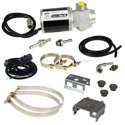 Fuel System - Aftermarket Fuel System - BD Diesel Performance - BD-Power Flow-Max Lift Pump