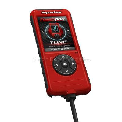 2013-2020 24 Valve 6.7L - Tuners and Programmers - Superchips - Superchips Flashpaq F5 Tuner (California Edition)