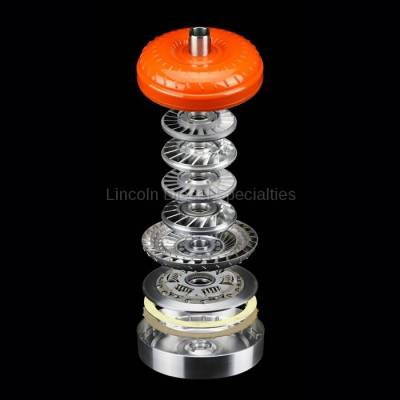 Transmission - Torque Converters - Suncoast - SunCoast Triple Disc Torque Converter 10531-3D