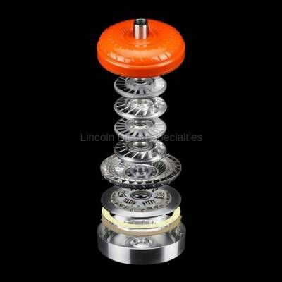 Transmission - Torque Converters - Suncoast - Sun Coast Triple Disc Torque Converter 1056-3D