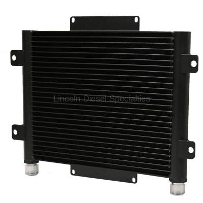 BD-Power Xtruded Auxiliary Trans Cooler (without fan) Universal