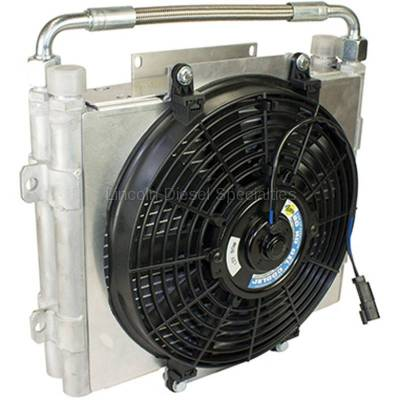 Transmission - Coolers & Lines - BD Diesel Performance - BD-Power Xtruded Double Stacked Transmission Cooler