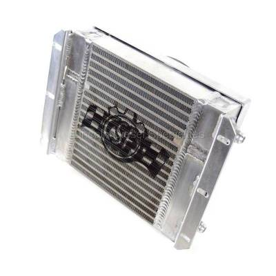Transmission - Coolers & Lines - CSF - CSF Dual-Fluid Oil Cooler (2001-2016)