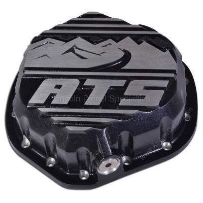 "Axle and Differential - 11.5"" Rear Axle - ATS Diesel Performance - ATS Protector Rear Differential Cover (Black)"