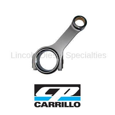 Carrillo - Carrillo 6.6L Duramax Pro-H Connecting Rod Set (2001-2010)
