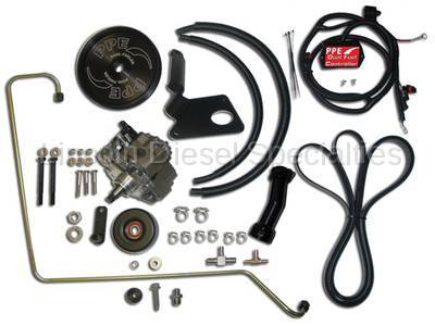 Fuel System - Aftermarket Fuel System - Pacific Performance Engineering - PPE Dual Fueler Kit w/CP3 Pump (LLY)