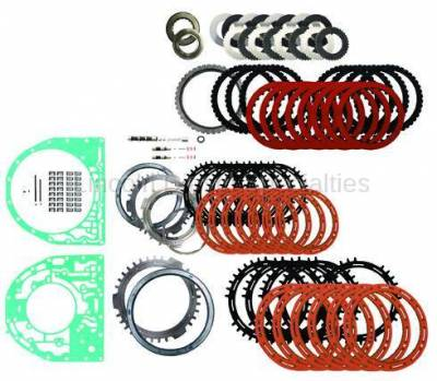 Transmission - Coolers & Lines - Pacific Performance Engineering - PPE Stage 5 Transmission Upgrade Kit (No Converter)
