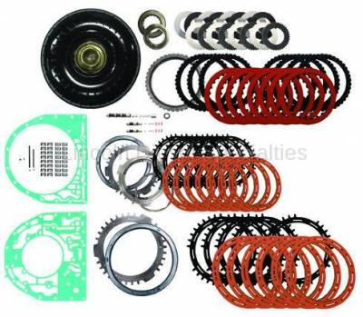 Transmission - Coolers & Lines - Pacific Performance Engineering - PPE Stage 5 Transmission Upgrade Kit (w/Converter)