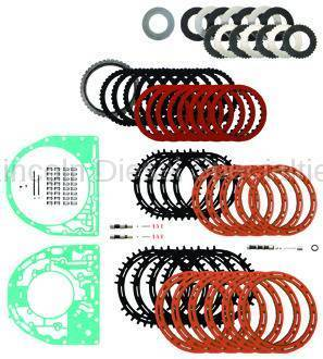 Transmission - Coolers & Lines - Pacific Performance Engineering - PPE Stage 4 Transmission Upgrede Kit (No Converter)