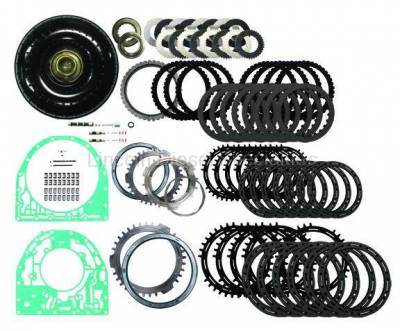 Transmission - Coolers & Lines - Pacific Performance Engineering - PPE Stage 6 Transmission Upgrade Kit (w/Converter)