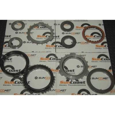 Transmission - Transmission Kits - Suncoast - SunCoast GMAX-5-2-LB7 Alto Clutch PacRebuild Kit