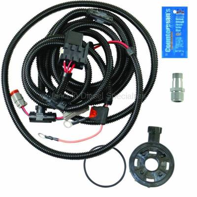 Fuel System - Aftermarket Fuel System - BD Diesel Performance - BD-Power Flow-Max Fuel Heater Kit