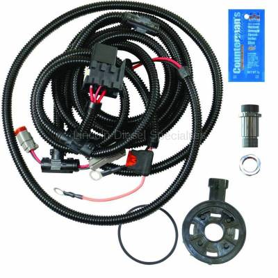 Fuel System - Aftermarket Fuel System - BD Diesel Performance - BD-Power Flow-Max Fuel Heater Kit (Universal)