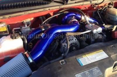 WCFab - Wehrli Custom Fab S400 Single Turbo LB7 Duramax Install Kit (2001-2004)* - Image 2