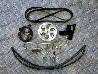 Fuel System - Injection Pumps - WCFab - Wehrli Custom Fab Duramax LBZ/LMM Twin CP3 Kits (2006-2010)