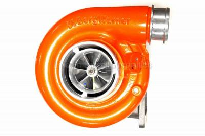 S300/S400 Turbos - S400 Series - BorgWarner - Borg Warner S472 Billet Wheel 87/80, T-4, .90 Housing