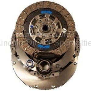 Transmission - Manual Transmission Clutches - South Bend Clutch - South Bend Dyna Max Single Kevlar Clutch  Kit  (2001-2005)