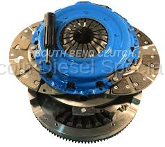 Transmission - Manual Transmission Clutches - South Bend Clutch - South Bend Single Disc Duramax Clutch