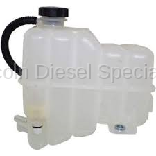 Cooling System - Radiators, Tanks, Reservoirs and Parts - GM - GM OEM Plastic Coolant Tank Reservoir Bottle (2001-2007)
