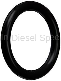 Cooling System - Gaskets and Seals - GM - GM Heater Pipe O-Ring (2001-2007)