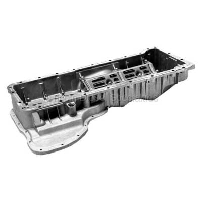 Engine - Components - GM - GM Duramax Upper Oil Pan (Aluminum) 2001-2010