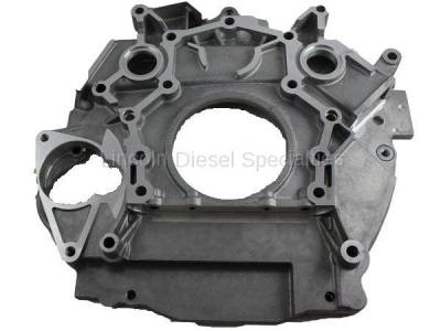Engine - Components - GM - GM Duramax Rear Engine Cover (2001-2010)