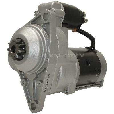 Engine - Components - GM - GM AC Delco Reman Starter Motor Assembly (2001-2016)