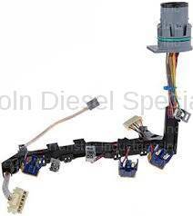 Transmission - Shift Kits & Valve Body - GM - GM/Duramax Allison Transmission Internal Wiring Harness With G Solenoid (2004.5-2005)