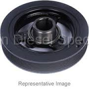 Engine - Components - AC Delco - GM AC Delco Duramax Damper/Harmonic Balancer