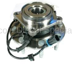 04.5-05 LLY Duramax - Steering - GM - GM OEM Front Wheel Hub and Bearing Assembly, 2WD & 4WD (3500) 12,000 lb GVW
