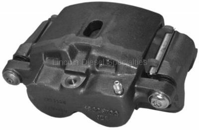 Brake Systems - Master Cylinder & Calipers - GM - GM Duramax Remanufactured Right Rear Brake Caliper (2001-2010)