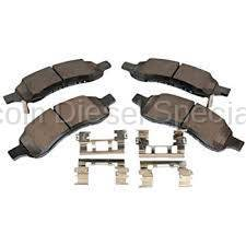 Brake Systems - Drum & Rotors - GM - GM Front  Brake Pad Kit (2001-2010)*