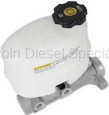 Brake Systems - Master Cylinder & Calipers - GM - GM Duramax OEM Brake Master Cylinder (2001 & 2002)