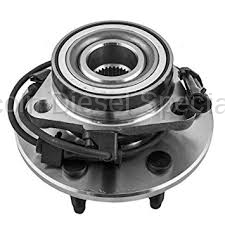 04.5-05 LLY Duramax - Steering - GM - GM OEM Front Wheel Hub and Bearing Assembly, 2WD (2500)