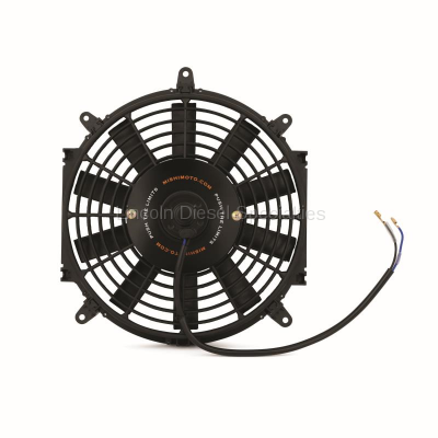 "Cooling System - Cooling Fans and Parts - Mishimoto - Mishimoto Slim Electric Fan 10"" (Universal)"