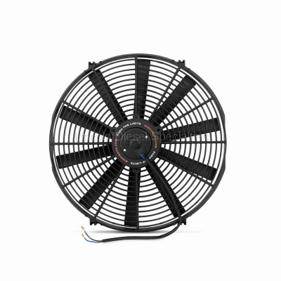 "Cooling System - Cooling Fans and Fan Parts - Mishimoto - Mishimoto Slim Electric Fan 16"" (Universal)"
