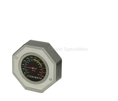 Cooling System - Radiators, Tanks, Reservoirs &  Parts - Mishimoto - Mishimoto Temperature Gauge 1.3 Bar Radiator Cap Large