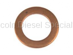 Engine - Engine Gaskets and Seals - GM - GM Duramax Air Intake Heater Copper Gasket