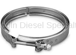 Turbo Kits, Turbos, Wheels, and Misc - Seals & Hardware - GM - GM Duramax V-band Clamps (Turbo Charger to Intake)(2001-2016)