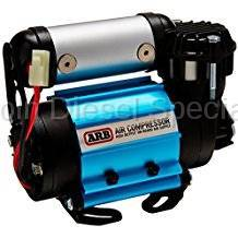 "Axle and Differential - 9.25"" Front Axle - ARB - ARB On-Board High Performance Compact Air Compressor	12Volt"