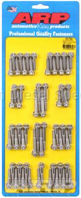 Engine - Bolts, Studs, and Fasteners - ARP - ARP Valve Cover Stainless 12 pt Bolt Kit (2004.5-2016)
