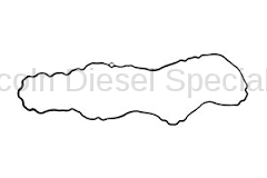 Engine - Engine Gaskets and Seals - GM - GM OEM Upper Valve Cover Gasket (2004.5-2010)
