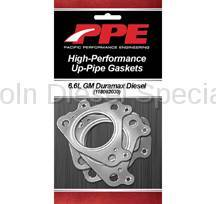 Pacific Performance Engineering - PPE 304 Stainless Steel Up-Pipe Gaskets (2001-2016) - Image 2