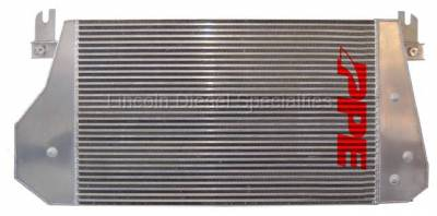 01-04 LB7 Duramax - Intercoolers and Pipes - Pacific Performance Engineering - PPE High Flow Performance Intercooler w/Reinforced Pins