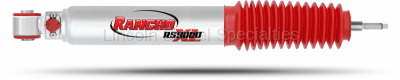 Suspension - Shocks - Rancho - Rancho RS9000XL Series Shock Absorber Rear (RS999297)