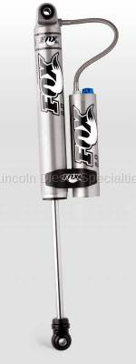 "Suspension - Shocks - FOX - FOX 2.0 Performance Series Reservoir - CD Adjuster Smooth Body Rear Shock (7""-10""Lift) 2001-2018"