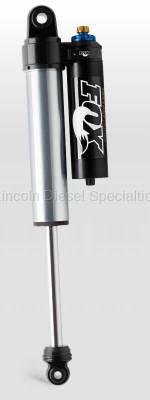 FOX - Fox Racing Shox 2.5 Factory Series Reservoir  DSC Adjuster(Dual Speed Compression) Rear Smooth Body Shock