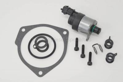 Fuel System - Injection Pumps - Lincoln Diesel Specialites* - OEM Genuine LB7 Fuel Pressure Regulator Kit