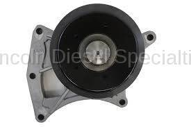 Engine - Belts, Tensioners, and Pulleys - GM - GM Fan Clutch and Pulley Assembly (2001-2004)